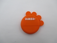 T067518 IAMS USB-Stick Tatzen